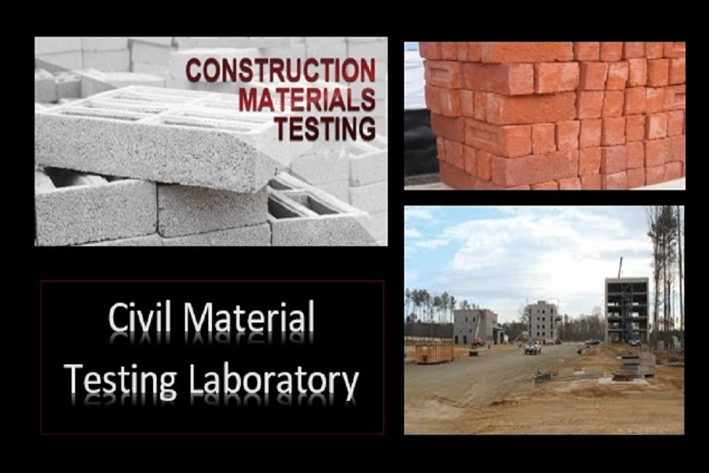 Civil Building Material Testing Laboratory