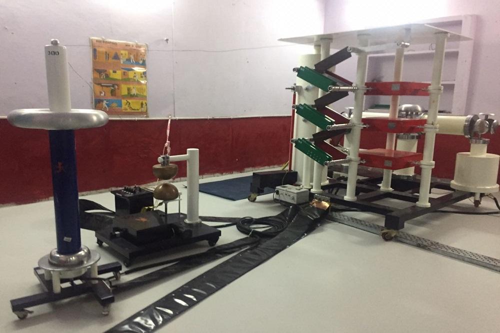 Transformer Testing Lab