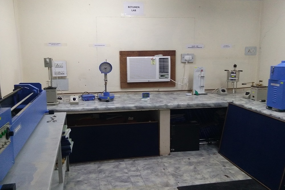 Building Material Testing Lab