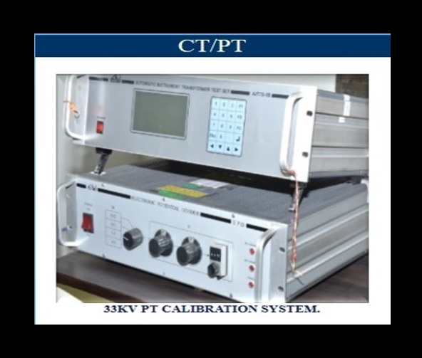 CT/PT and Open Access Connection metering unit | CICPL